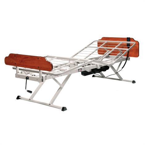 Graham-Field Lumex Patriot LX Semi-Electric Hospital Bed,0,Each,US5000