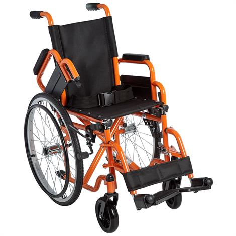 Ziggo Lightweight Pediatric Wheelchair,0,Each,0