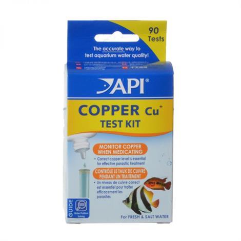 API Copper Test Kit,90 Tests,10/Pack,65L