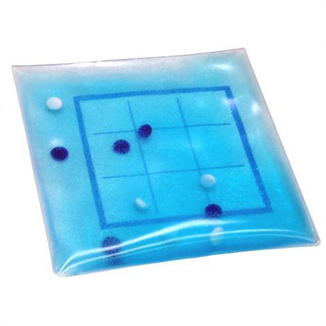 Skil-Care Tic-Tac-Toe Gel Pad,Gel Pad - Blue,Each,912435