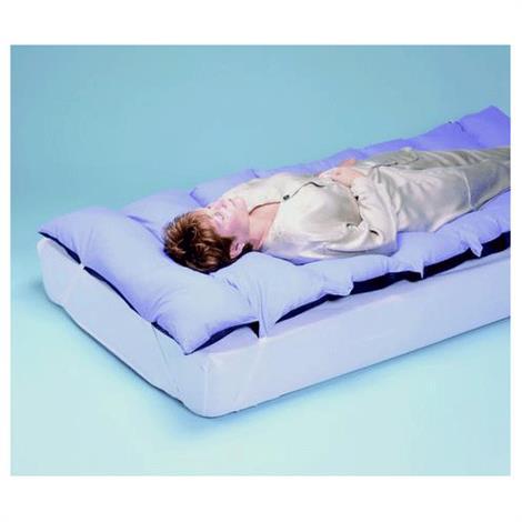 Hermell Total Comfort Bed Pad,36 x 80,Each,BP3692