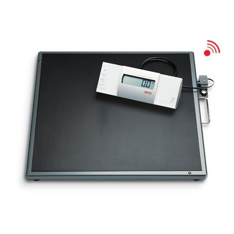 "Seca Platform Bariatric Scale,25.2""W x 2.1""H x 23.6""D (640mm x 53mm x 600mm),Each,SECA634"