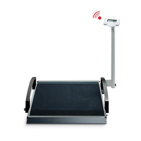 "Seca Electronic Wheelchair Scale,43.4""W x 35.9""H x 45.3""D (1102mm x 912mm x 1150mm),Each,SECA664"