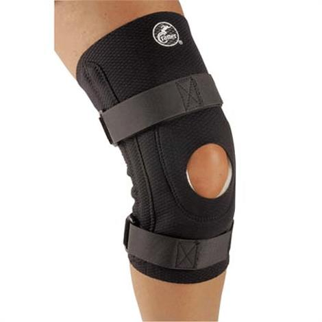 Cramer Diamond Knee Stabilizer Brace,Large,Circumference - 15.5