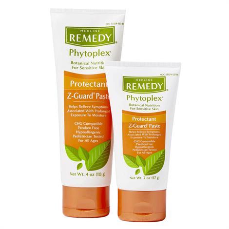 Medline Remedy Phytoplex Z Guard Skin Protectant Paste,2oz (57ml),Tube,Each,MSC092542H