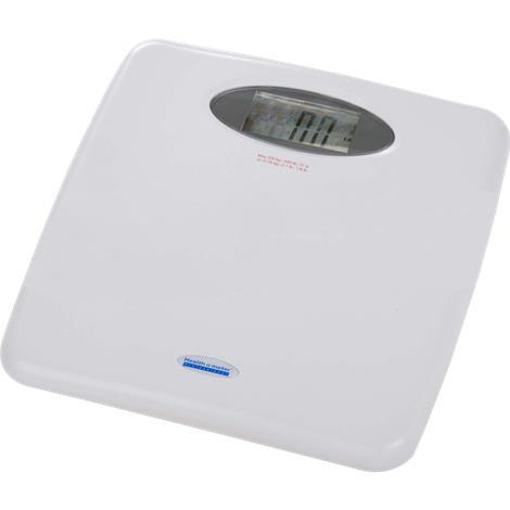 "Health O Meter Digital Floor Scale for Telemedicine,12-5/8""W x 12-5/8""D,Each,844KL"