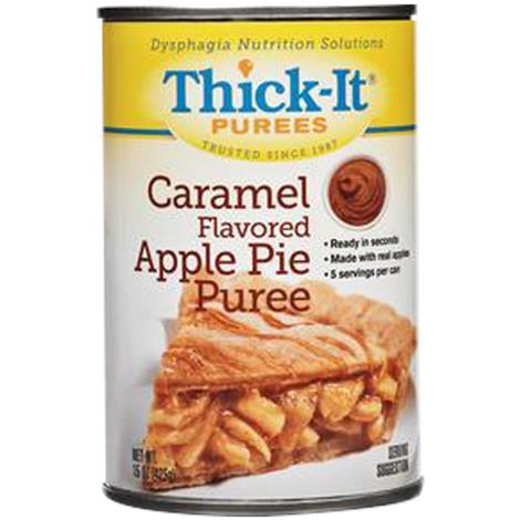 Kent Thick-It Caramel Flavored Apple Pie Puree,15oz,Can,Each,H317-F8800