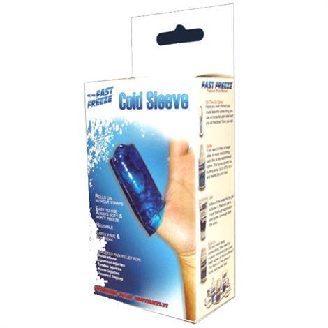 Bell Horn Fast Freeze Finger Sleeve,Universal Size,Each,130