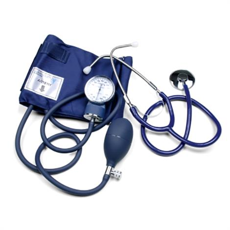 Graham-Field Self-Taking Pressure Kit with Attached Stethoscope, Pressure Kit,Each,100-021