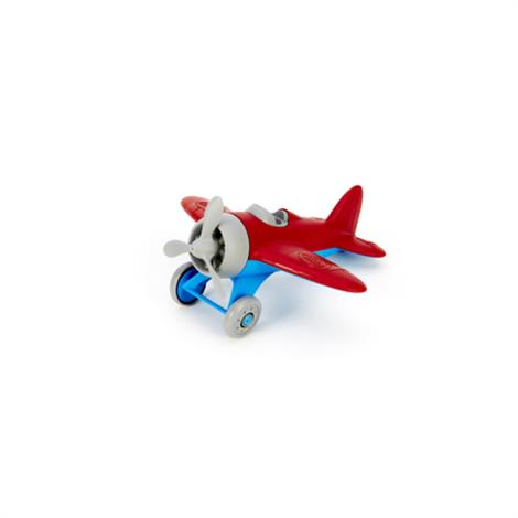 Image of Green Toys Airplane,Red,Each,ECW1203231