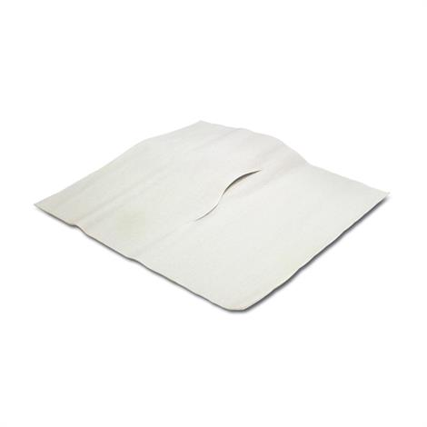 BodyMed Headrest Tissue,Without Nose Slot,Each,ZZR101STD