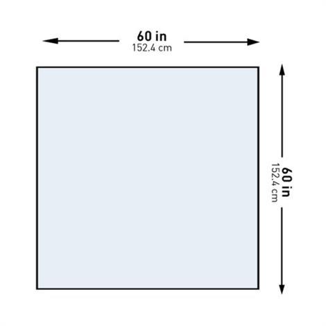 "Mckesson General Purpose Drape,60""W x 60""L,Medium Drape,20/Case,183-I80-12402-S"