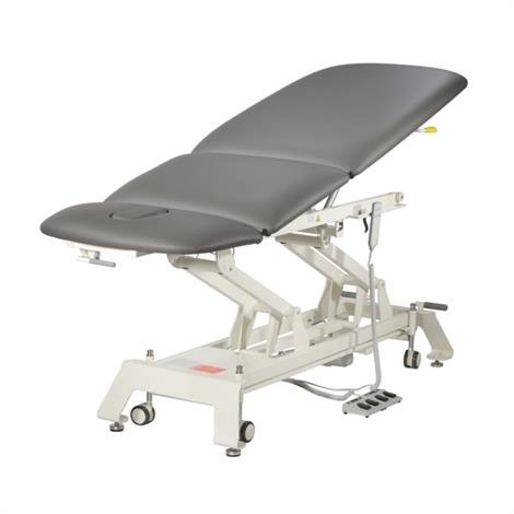 Hausmann 6083 Titan Series 3-Section Hi-Lo Convertible Treatment Table,Treatment Table,Each,6083
