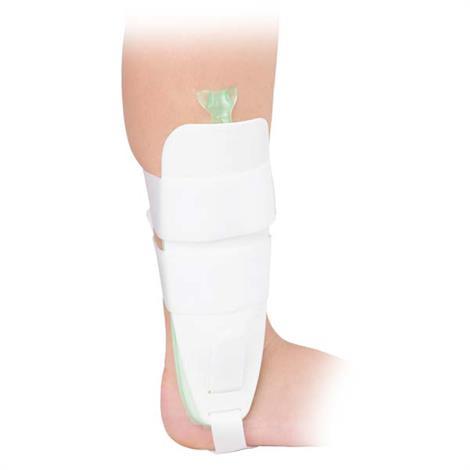 "Advanced Orthopaedics Air-Lite Ankle Brace,10.5"",Regular,Each,443-P"
