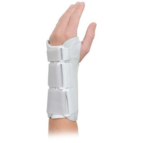 Advanced Orthopaedics Deluxe Carpel Tunnel Wrist Brace,Large,Left Hand,Each,137-L