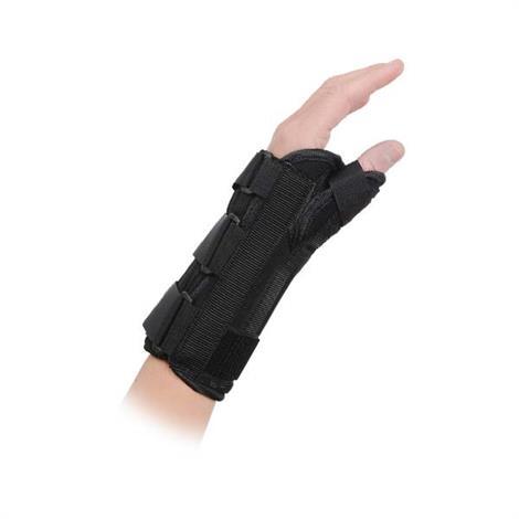 Advanced Orthopaedics Thumb Spica Wrist Brace,Large,Left Hand,Each,187-L