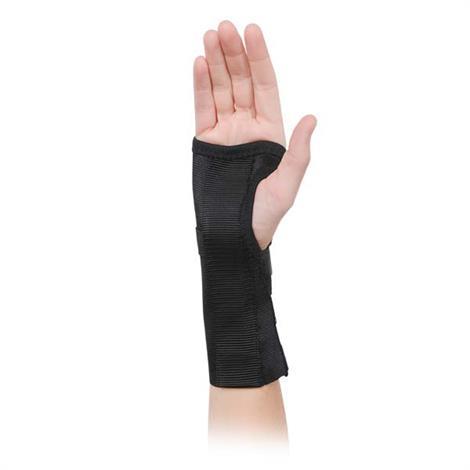 Advanced Orthopaedics Cock-Up Elastic Wrist Brace,Large,Left Hand,Each,147-L