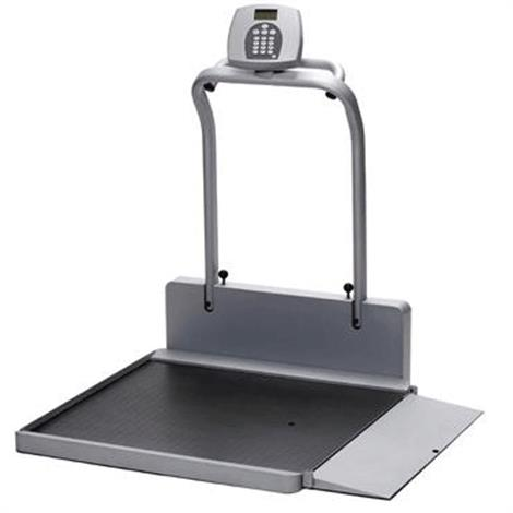 Graham Field Pro Plus Oversized Folding Wheelchair Scale,Wheelchair Scale,Each,HOM2600