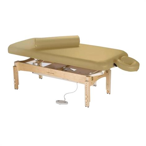 Touch America Olympus Electric Lift Table,Almond,Each,13010-02