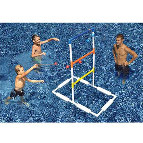 Swimline Floating Ladderball Game,Floating Ladderball Game,Each,91691