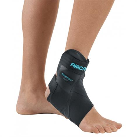 Aircast AirLift PTTD Ankle Brace,Large,Left,Each,02PLL