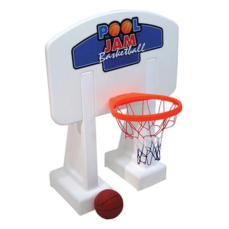 Swimline Pool Jam Inground Basketball Game,Inground Basketball Game,Each,9189M
