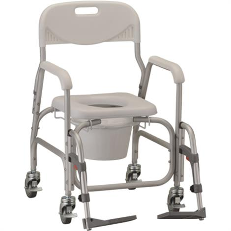 Nova Medical Deluxe Shower Chair and Commode,Shower Chair and Commode,Each,8801