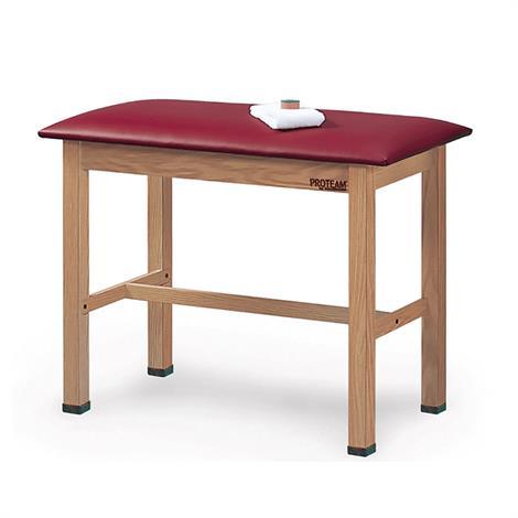 Hausmann A9093 H-Brace Taping Table,0,Each,A9097