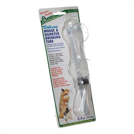 Oasis Mouse & Hamster Drinking Tube,Drinking Tube,Each,80401