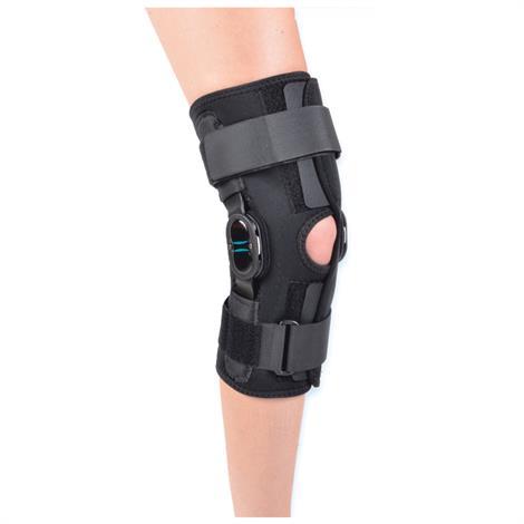 Hely & Weber Anterior Closure Velocity Hinged Knee Brace