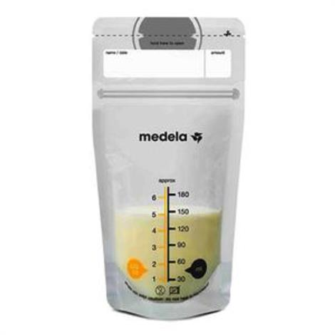 Medela Breast Milk Storage Bag,Milk Storage Bag,100/Pack,68062
