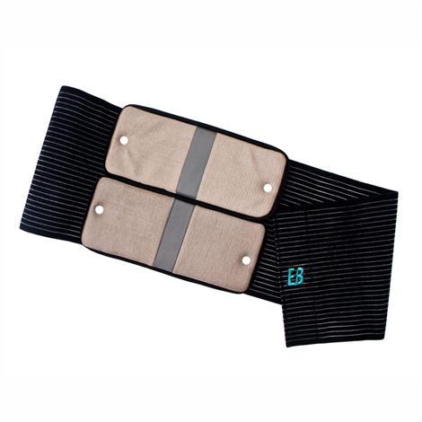 "Pain Management Velcro Stretchy Wrap EB Brace,4"" by 40"",Each,EBW440"