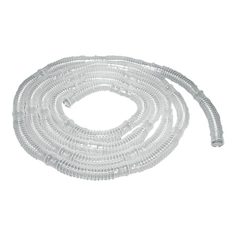 CareFusion AirLife Disposable Corrugated Oxygen Tubing,6ft L,Clear,Each,1400