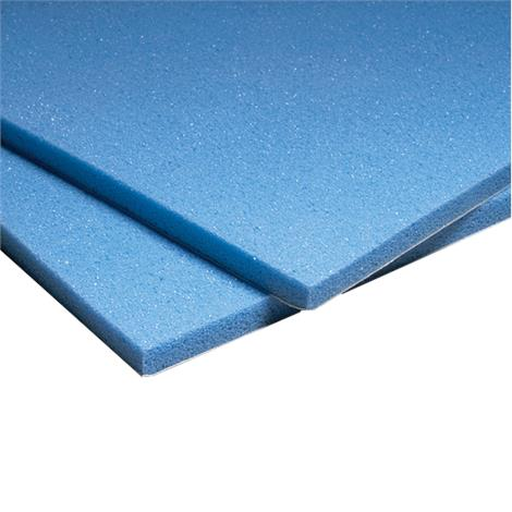 """Contour Open-Cell Foam Padding,Adhesive Back,Thickness 3/8"""" (9.5mm),2/Pack,NC12905"""