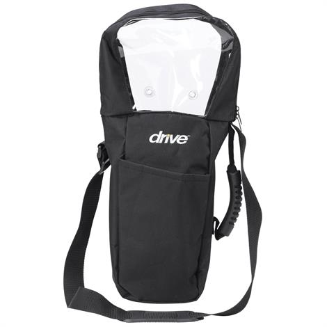 """Drive Oxygen D Cylinder Shoulder Carry Bag,Use With """"D"""" Style Cylinders,Each,18102"""