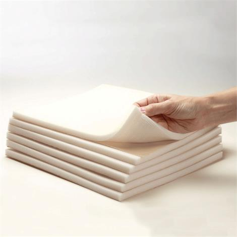 "Rolyan Foam Padding Sheet,1/2"" x 12"" x 12""(1.3 x 30 x 30cm),6/Pack,A7931"