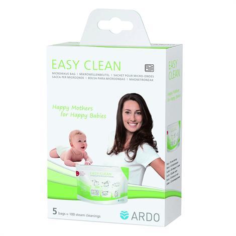 Ardo Easy Clean Microwave Steam Bag,Microwave Bag,5/Pack,63.00.186