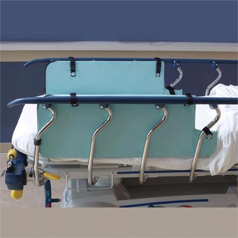 "Rolyan Bed Side Rails With AEGIS,Half Side Rails,34""L x 12""H,Each,81545110"