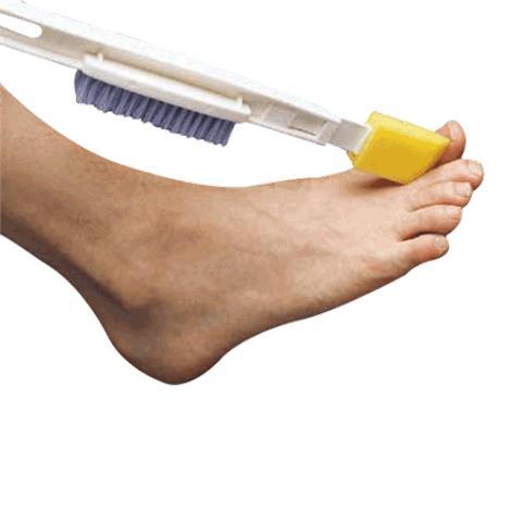 Dr. Josephs Original Footbrush,Footbrush,Each,A722701