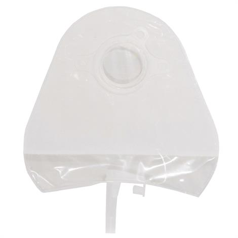 """ConvaTec Little Ones Two-Piece Extended Wear Transparent 5 Inches Urostomy Pouch,1-1/4"""" (32mm) Flange,10/Pack,24Pk/Case,401929"""