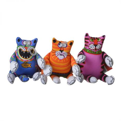 Fat Cat Mini Terrible Nasty Scaries - Assorted,Terrible Nasty Scary - Mini,Each,635104