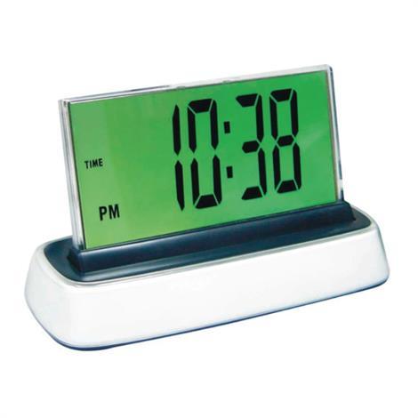 "Moshi Voice Control Alarm Clock,7.5"" x 3.25"" x 4.5"",Each,IVR-001"