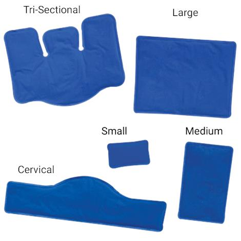 """Core Dual Comfort CorPak Hot And Cold Therapy Pack,Cervical,6"""" x 20"""" (15cm x 50cm),Each,ACC533"""
