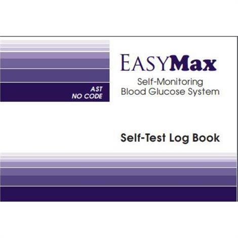 Oak Tree EasyMax Log Book,5 X 3 X 0.5 in,Each,Logbook