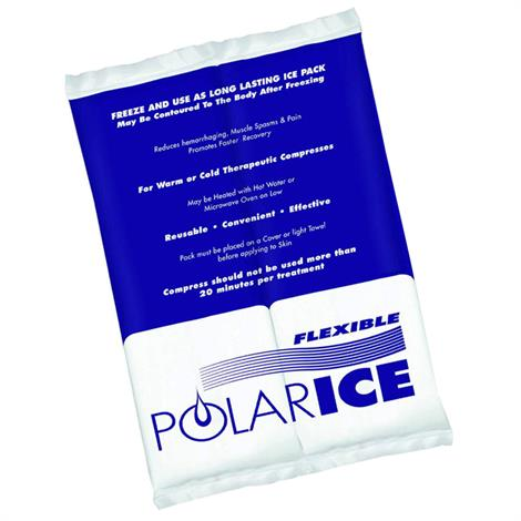Polar Ice Hot Cold Pack,Small,6