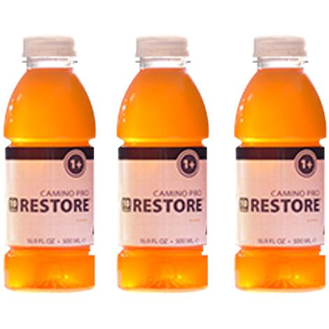 Cambrooke Glytactin Restore Tangerine Hydration Drink,16.9oz,Bottle,12/Pack,35005