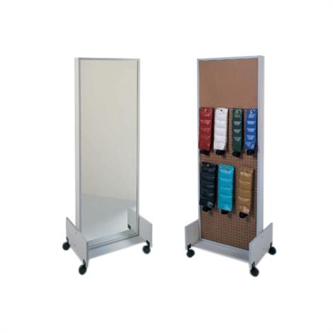 Hausmann Econo Mirror Rack,Econo Mirror,Each,S-410