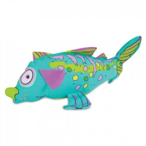 Fat Cat Finimals Dogfish Dog Toy,1 Pack,Each,33073