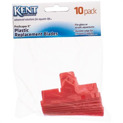 Kent Marine Pro Scraper I & II Replacement Plastic Blades,3 Pack,3/Pack,100100982