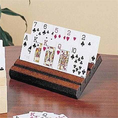 """Deluxe Card Rack,9-1/2""""L x 5""""W,Each,9430"""